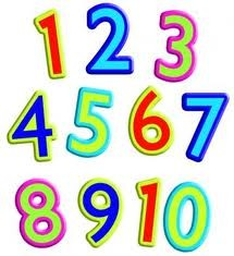 Counting games for children.